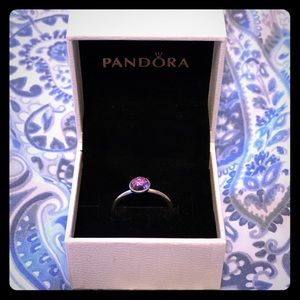 Genuine Pandora ring